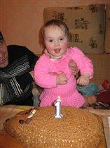 Евгении 1 годик!