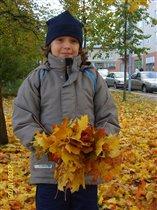 'Здравствуй, осень золотая!'