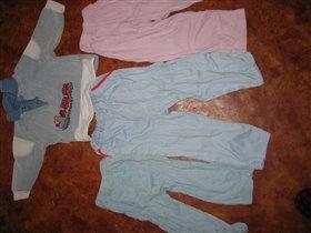 одежда от 6мес до года наверное