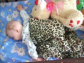 Cладко спит мой малыш!