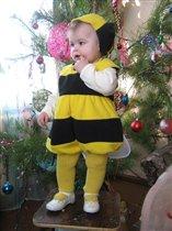 Моя пчелка.