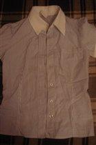 Итальянская рубашка р. XS