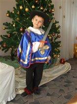 Мой любимый мушкетер