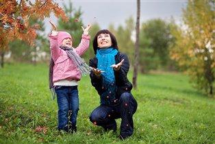 радостная осень