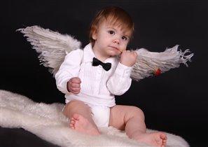 Рождественский ангелок!!!