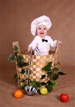 Маленький шеф-повар!!!