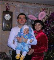 Мама, папа, Я - ушастая семья!