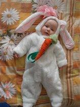Символ года-белый кролик))))))))