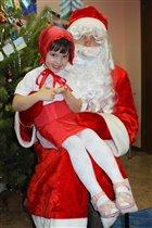 Красная шапочка и Дед Мороз
