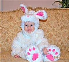 Кристюшка-Зайчушка!!!