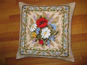 Риолис 065 Подушка 'Полевые цветы'