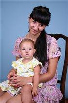 Я и моя мама)))))))))))))