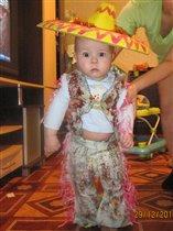 Мексиканский кавбой