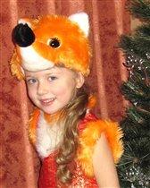 Хитрюшка лисичка:)