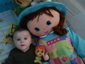 Я и моя кукла Катя