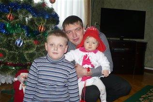 Красная шапочка и 2 волка