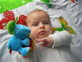 любимый Димулькин слонёнок)))