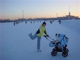 Сибиряки мороза не боятся!