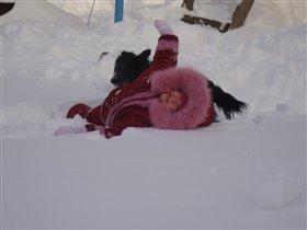 радость зимнего дня