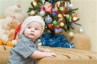 Жду свой первый Новый год