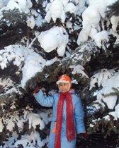Волшебное снежное царство