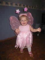 Я маленькая бабочка, встречаю Новый Год!