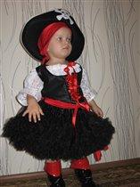 Полина - пиратка 2011 (1,6 года)