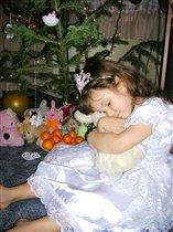 Алиса в стране чудес и белый кролик