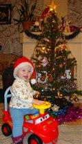 новогоднее поздравление от гномика