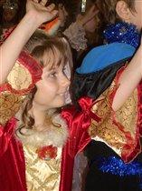 Принцесса на карнавале