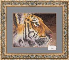 Величественный тигр.