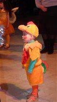 Артемка - петушок - золотой гребешок!!!!