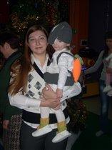 Малыш на карнавале