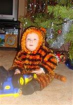 тигруля-игруля,9 месяцев