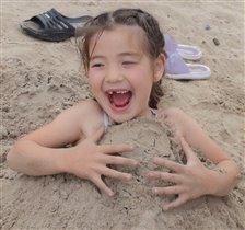 Песчаная нимфа!!!