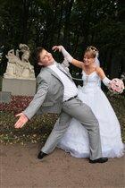 Не успела выйти замуж....уже нападает...тигрица -)
