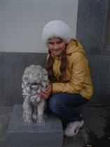 где-то в районе пушкинской :)