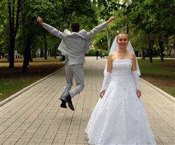 Улетаю от счастья)))
