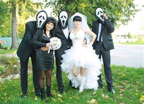 Свадьба в стиле...