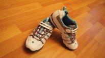 Новые кроссовки Skechers для девочки, размер 33.