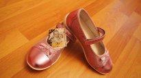Новые шведские туфли фирмы KAVAT, размер 33