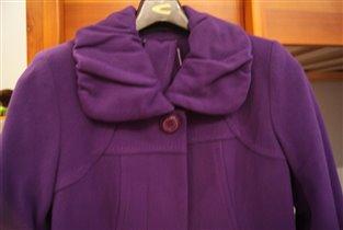 пальто от Рузанна пристрой