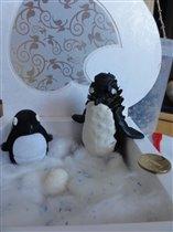 Семейка Пингвинчиков!