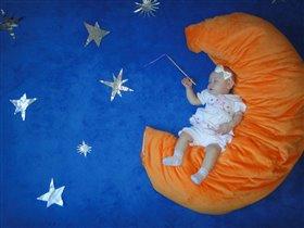Уснула на луне