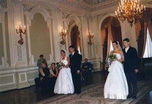 Наша нестандартная свадьба запомнилась надолго!