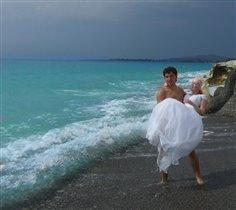 Море-лучшее место для любви