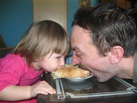 Папа, я тоже хочу!