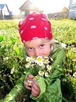 Лето, солнце и цветы...