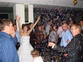 Невеста в 'ударе'!