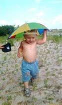 На пляжу!!!